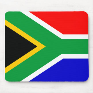 Flag of South Africa Mousepad