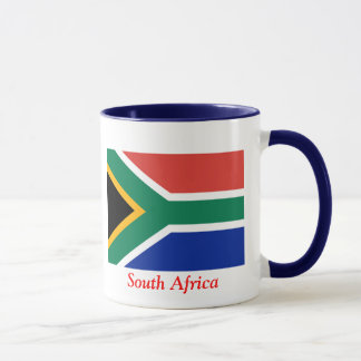 Flag of South Africa Mug