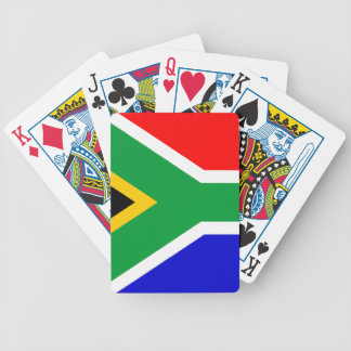 Flag of South Africa Playing Cards