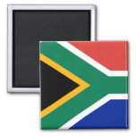 Flag of South Africa Refrigerator Magnets