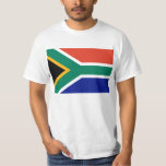 Flag of South Africa T Shirt