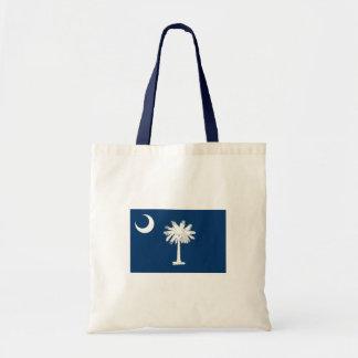 Flag Of South Carolina Budget Tote Bag