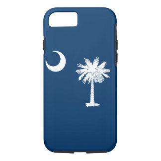 Flag of South Carolina iPhone 7 Case