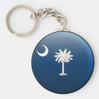 Flag of South Carolina Key Chain