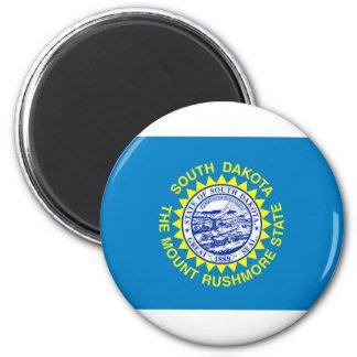 Flag Of South Dakota Magnet