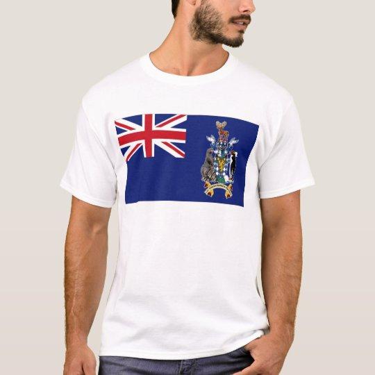 Flag of South Georgia T-Shirt