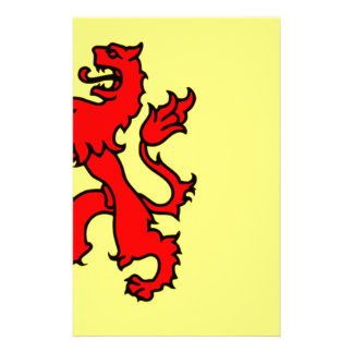 Flag of South Holland Stationery