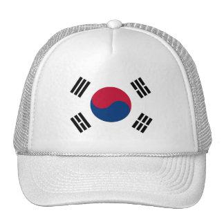 Flag of South Korea - 태극기 - 대한민국의 국기 Trucker Hat