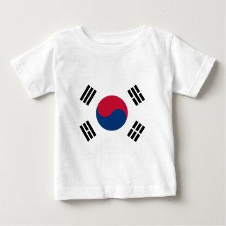 Flag of South Korea Baby T-Shirt