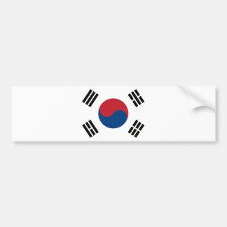 Flag_of_South_Korea Bumper Sticker