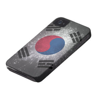 Flag of South Korea iPhone 4 Case-Mate Cases