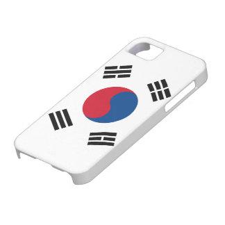 Flag of South Korea iPhone SE/5/5s Case