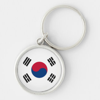 Flag of South Korea Keychain