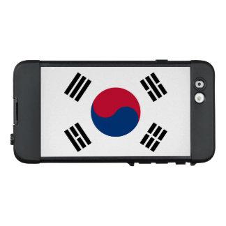 Flag of South Korea LifeProof iPhone Case