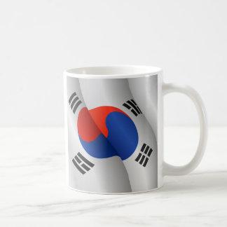 Flag of South Korea mug