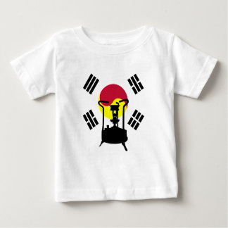 Flag of South Korea | Pressure stove Baby T-Shirt
