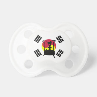 Flag of South Korea | Pressure stove Pacifier