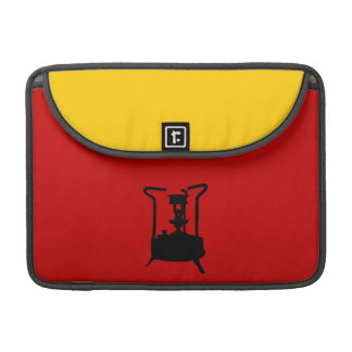 Flag of South Korea | Pressure stove Sleeve For MacBook Pro