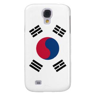 Flag of South Korea Samsung Galaxy S4 Case