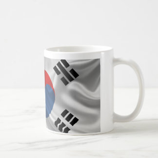 Flag of South Korea, South Korea's Flag Coffee Mug