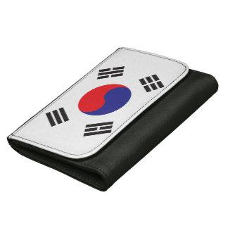 Flag of South Korea Wallet