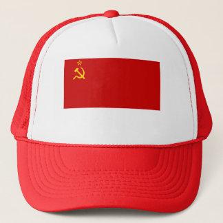 Flag of Soviet Union Trucker Hat