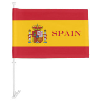 Flag of Spain - Bandera de Espana