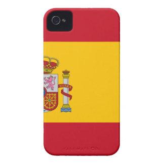 Flag of Spain - Bandera de España - Spanish Flag iPhone 4 Cover