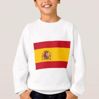 Flag of Spain - Bandera de España - Spanish Flag Sweatshirt