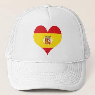 Flag of Spain - Bandera de Espana Trucker Hat