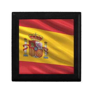 Flag of Spain Gift Box