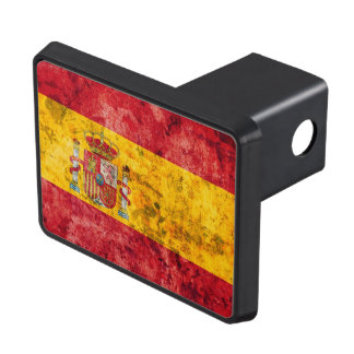 Flag of Spain Hitch Cover