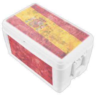 Flag of Spain Ice Chest