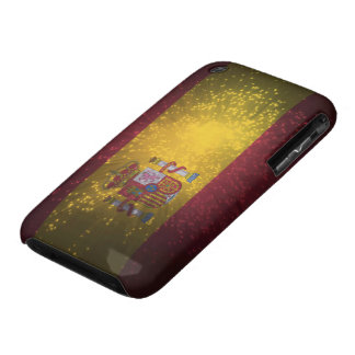 Flag of Spain iPhone 3 Case
