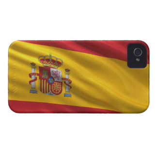 Flag of Spain iPhone 4 Cover