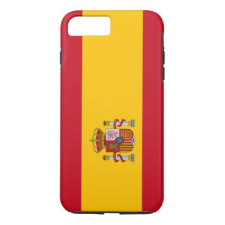 Flag of Spain iPhone 7 Plus Case