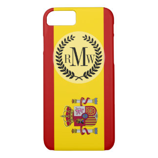 Flag of Spain iPhone 8/7 Case
