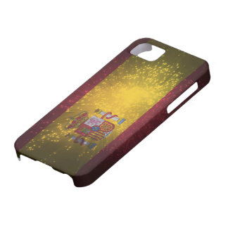 Flag of Spain iPhone SE/5/5s Case