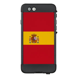 Flag of Spain LifeProof iPhone Case