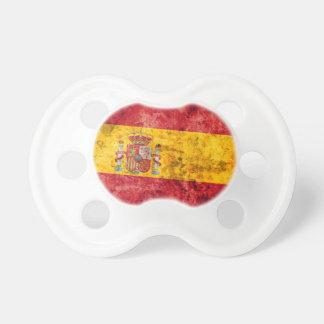 Flag of Spain Pacifiers