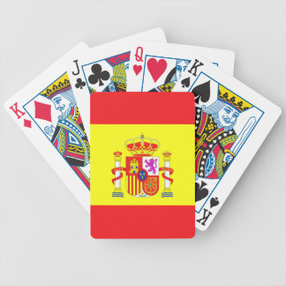 Flag of Spain Playing Cards