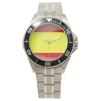 Flag of Spain Watch