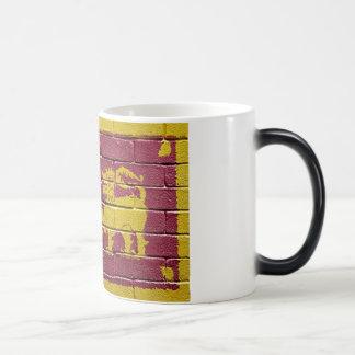 Flag of Sri Lanka Magic Mug