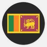 Flag of Sri Lanka Sticker