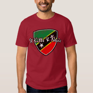 Flag of St Kitts and Nevis T Shirt