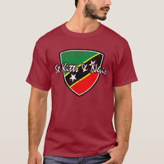 Flag of St Kitts and Nevis T-Shirt