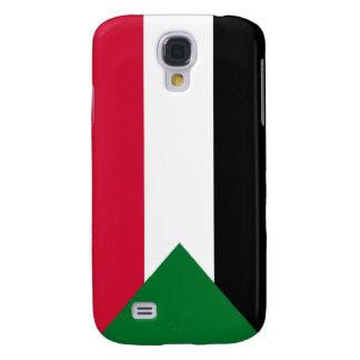 Flag of Sudan Galaxy S4 Cases