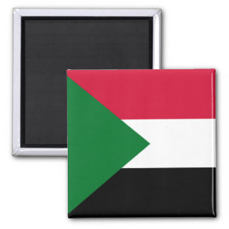 Flag of Sudan Magnet