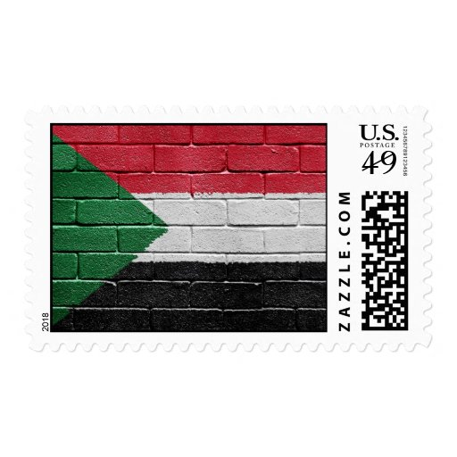 Flag of Sudan Stamps