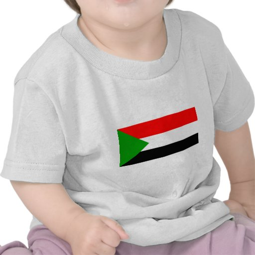 Flag of Sudan Tees